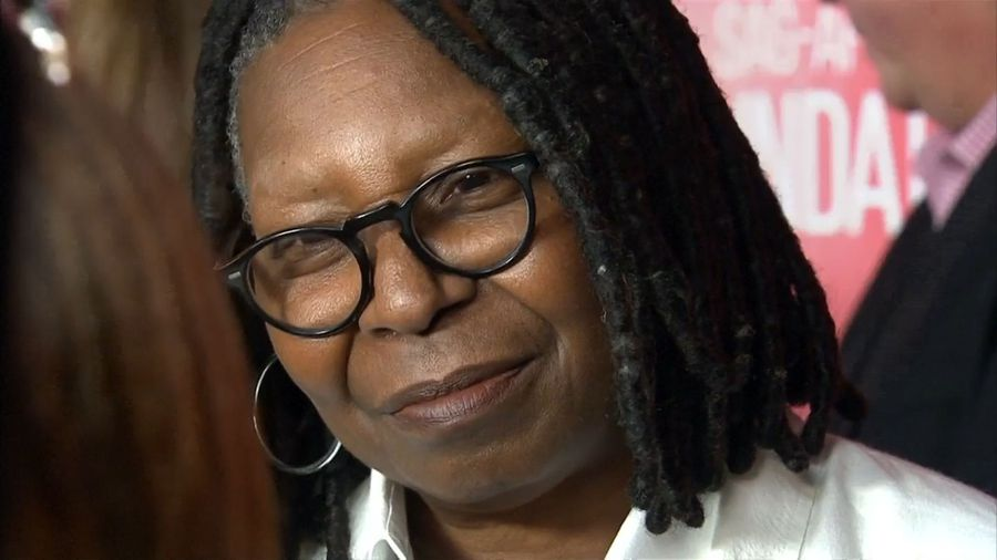 Whoopi Goldberg no longer able to drive due to poor vision