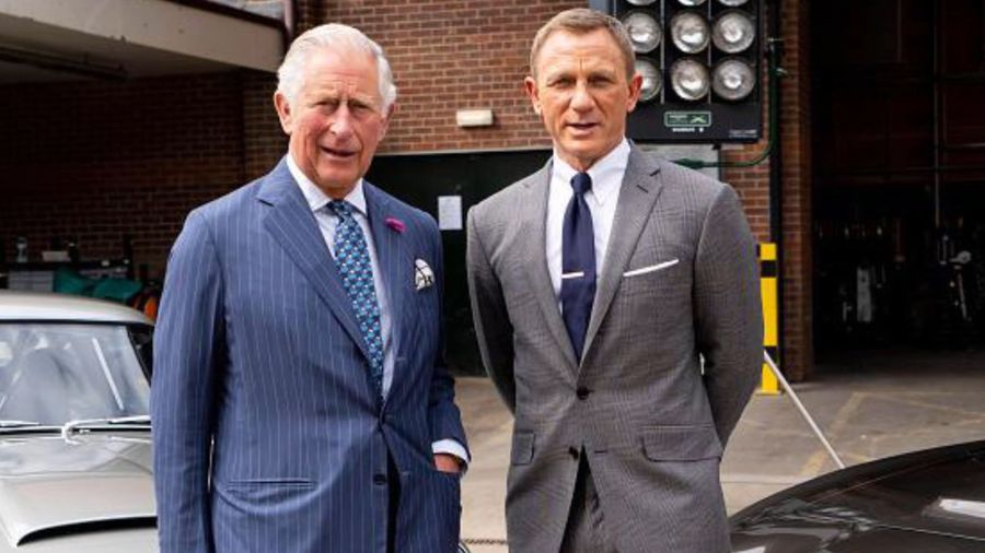 Prince Charles reportedly in talks for 'Bond 25' role