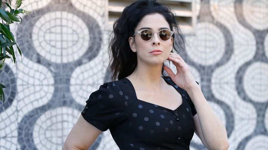 Sarah Silverman fired from movie for 2007 'blackface' sketch