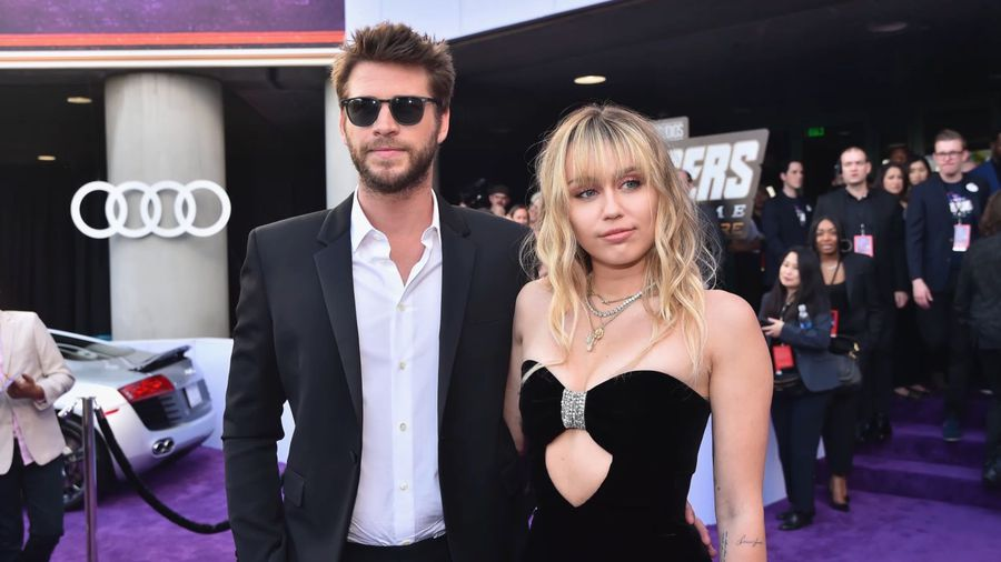 Liam Hemsworth wishes Miley Cyrus 'nothing but health and happiness' following shock split