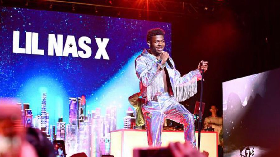 Pride month celebrations gave Lil Nas X courage to come out as publicly