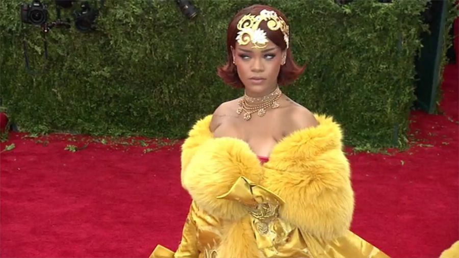 Rihanna has registered for new music