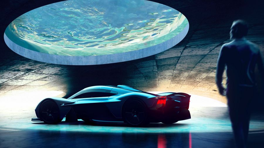 Aston Martin Will Now Build You A Bespoke Lair To Display Your Supercars