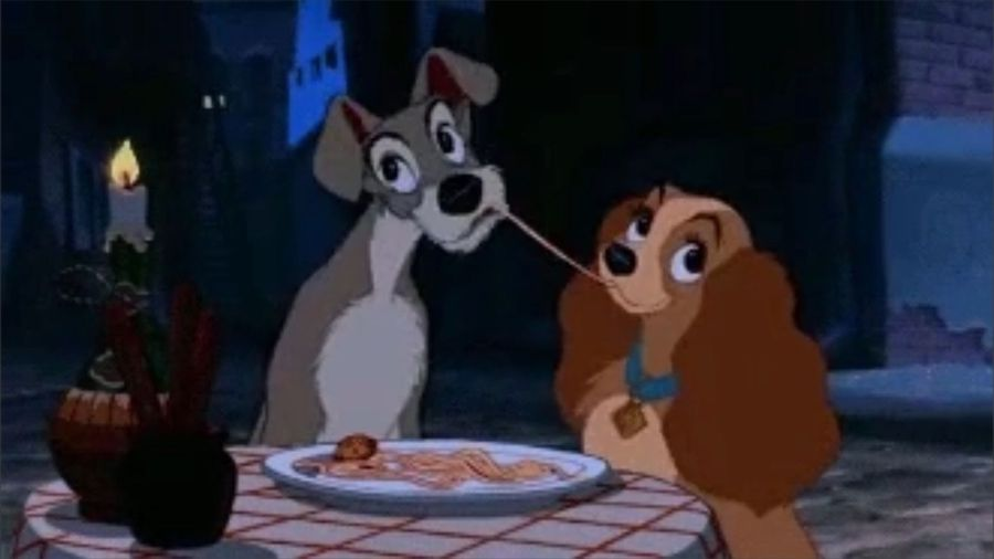 Disney releases first look at live-action 'Lady and the Tramp'