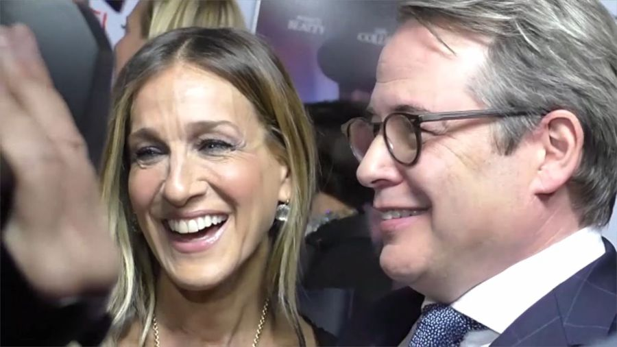 Real-life couple Sarah Jessica Parker & Matthew Broderick teaming up for new Broadway pla