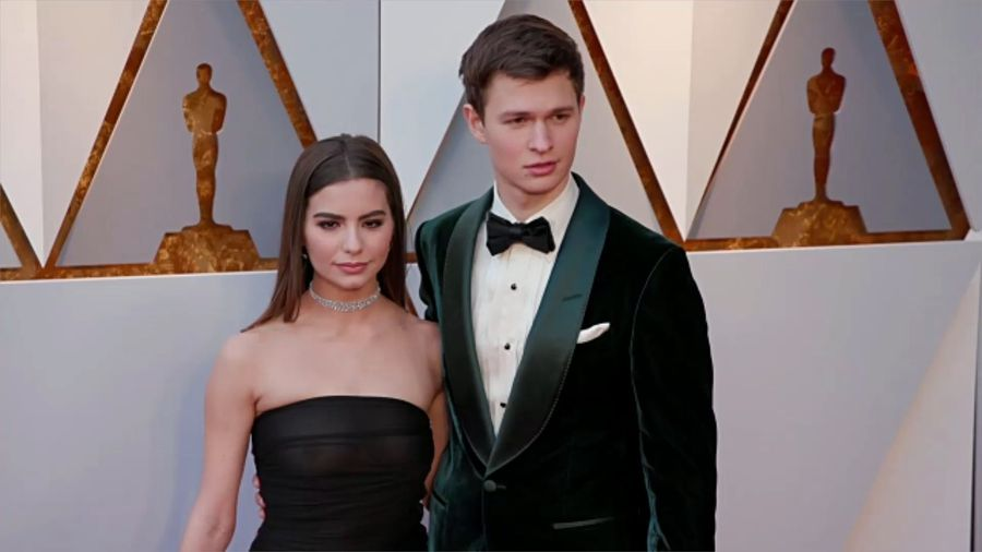 Ansel Elgort relied on ballerina girlfriend for 'West Side Story' dance tips