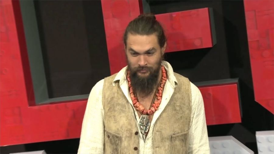 Jason Momoa makes UN Climate Change address