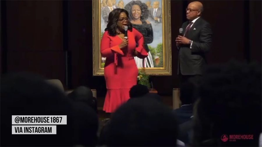 Oprah Winfrey gifts $13 million to historic university