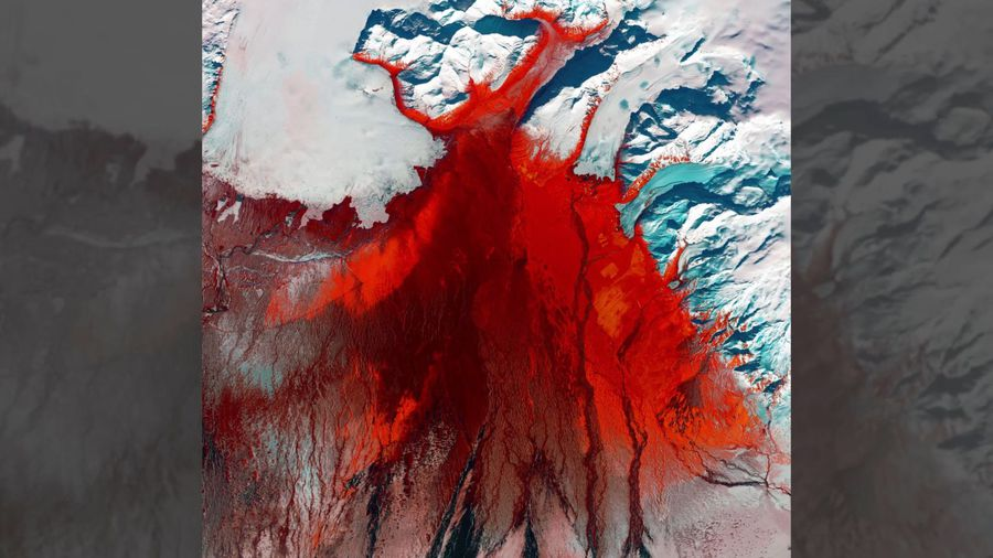 U.S. Geological Survey Showcase Stunning Views Of The Planet