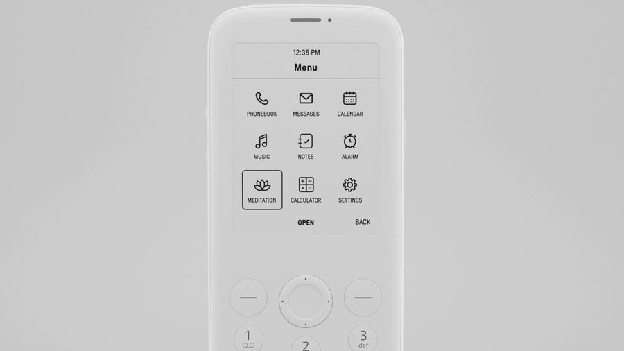 Minimalist Phone Free Of Social Media Apps Aims To Improve Our Wellbeing In The Modern World