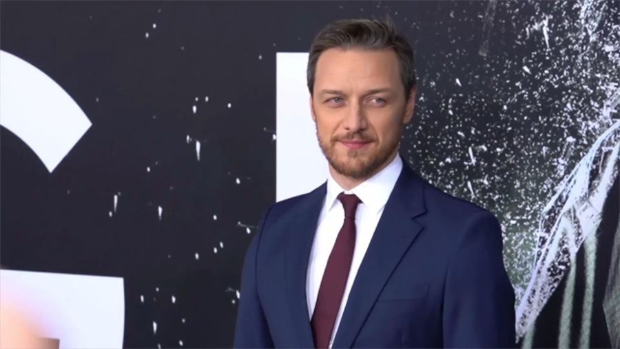 Watch James McAvoy reportedly marries longterm girlfriend ...