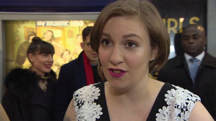 Rehab friends showed Lena Dunham she was worth saving