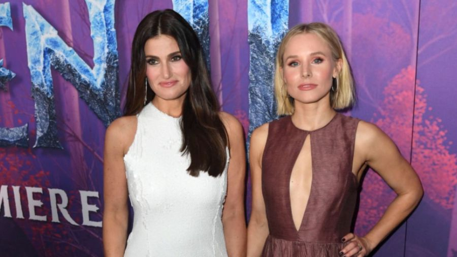 Kristen Bell & Idina Menzel set for rare double Walk of Fame Honour