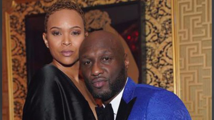 Lamar Odom engaged