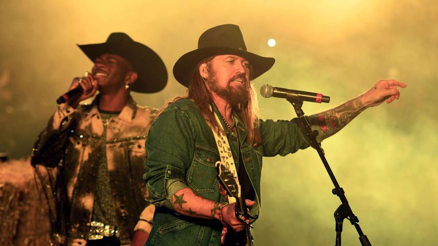 Billy Ray Cyrus almost turned down 'Old Town Road' collaboration