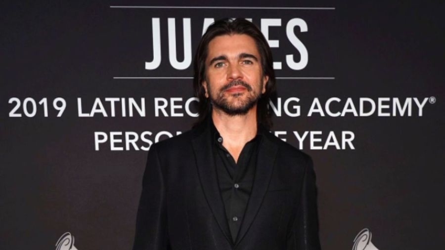 Juanes saluted as Person of the Year by Ozuna and Rosalia
