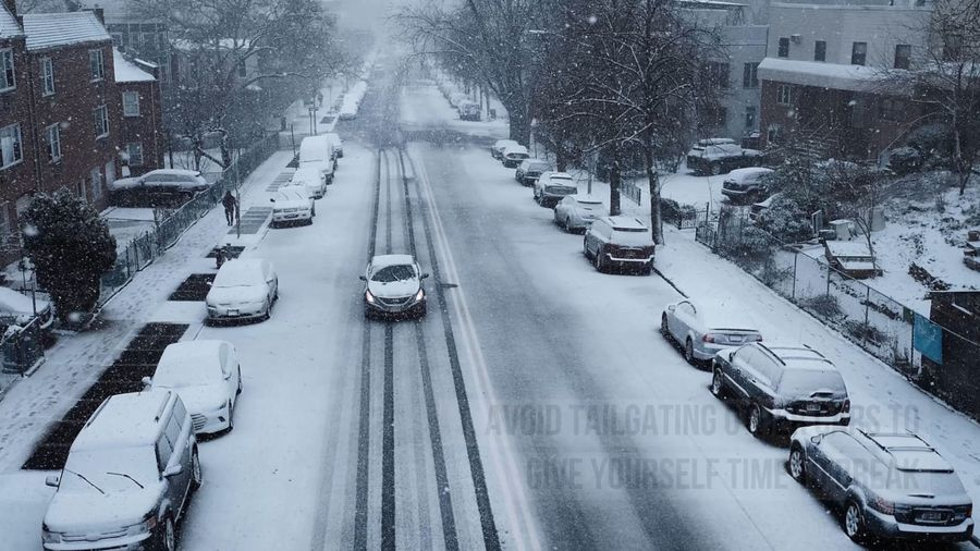 Winter Storm Driving Tips From AAA