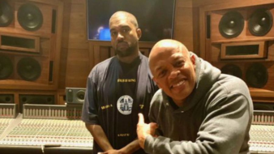 Kanye West recruits Dr. Dre for 'Jesus is King' sequel