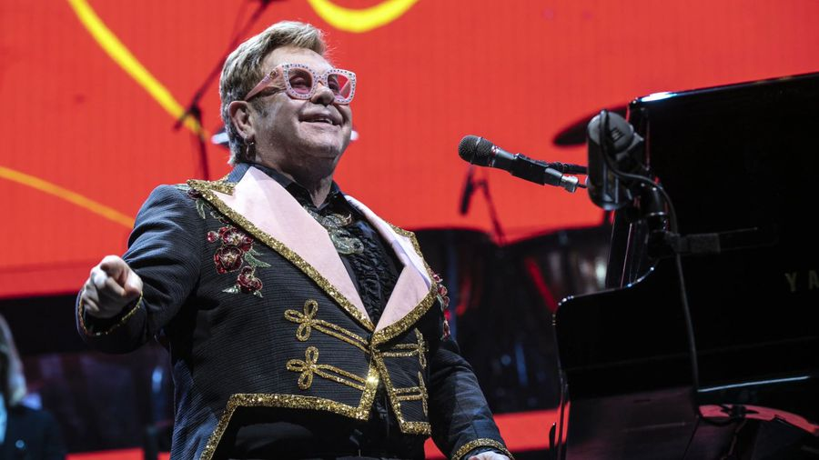 Elton John was left unable to walk after prostate cancer surgery