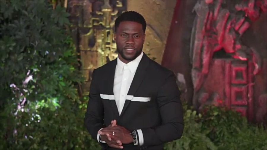 Kevin Hart teams up with Netflix for docuseries