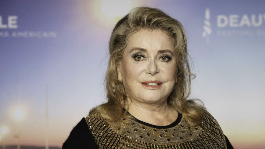 Catherine Deneuve 'feeling fine' after stroke