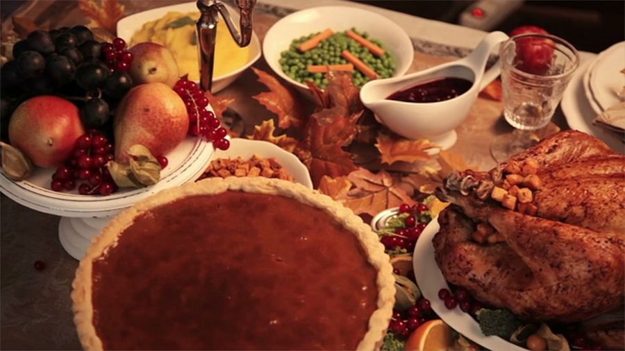 How to Slow Cook Your Entire Thanksgiving Dinner
