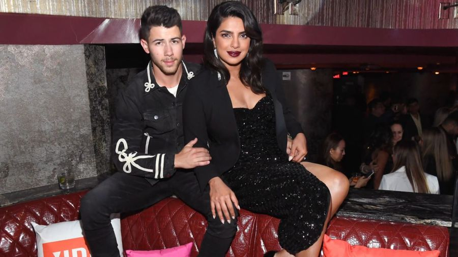 Nick Jonas and Priyanka Chopra feel 'blessed' on first wedding anniversary