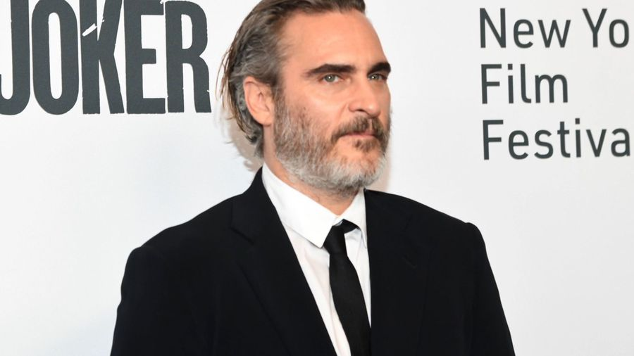 PETA honors Joaquin Phoenix as its 2019 Person of the Year