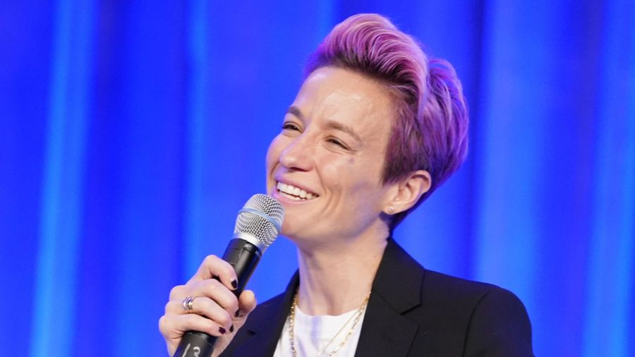 Megan Rapinoe Urges Messi and Ronaldo to Fight for Equality