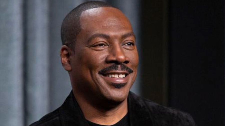That's not Eddie Murphy chatting to you on social media...