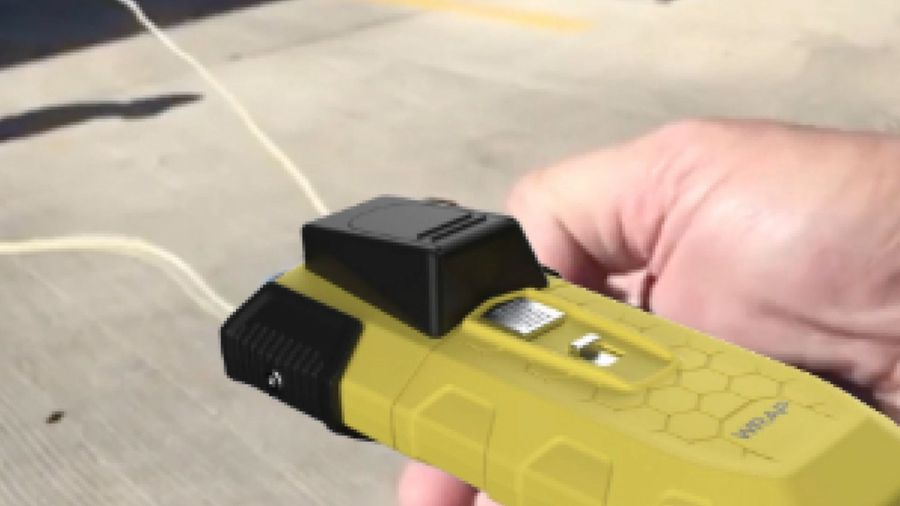 Police Get Amazing Alternative To Tasering Suspects