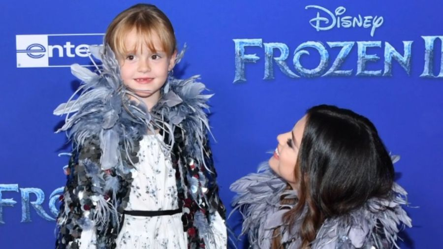 Selena Gomez was upstaged by younger sister on red carpet debut