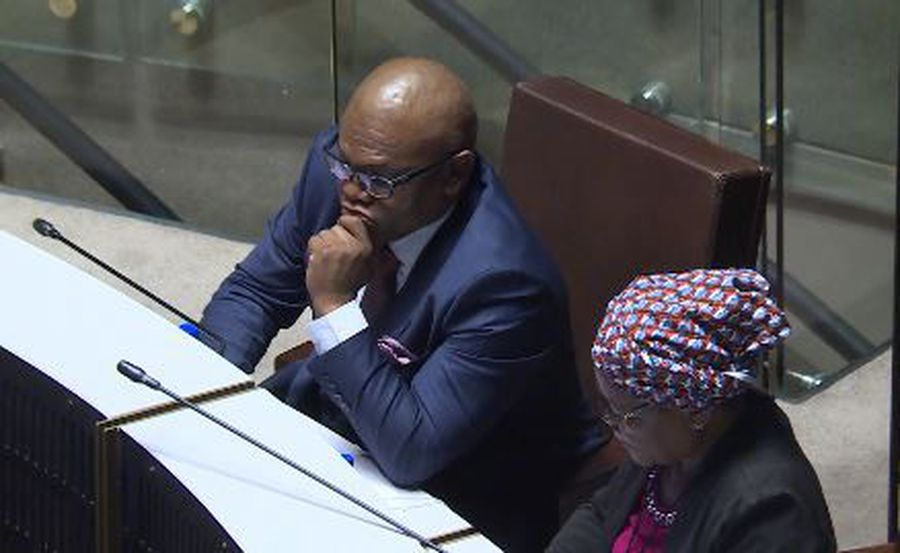 ANC and EFF react to the newly elected mayor of Joburg Geoff Makhubo