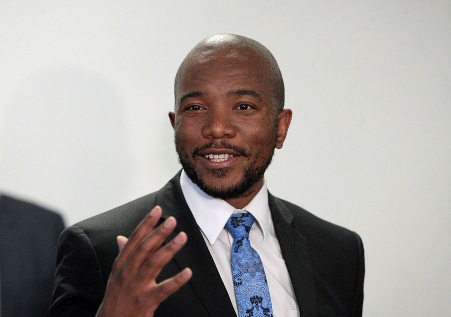 Mmusi Maimane joins The People's Dialogue