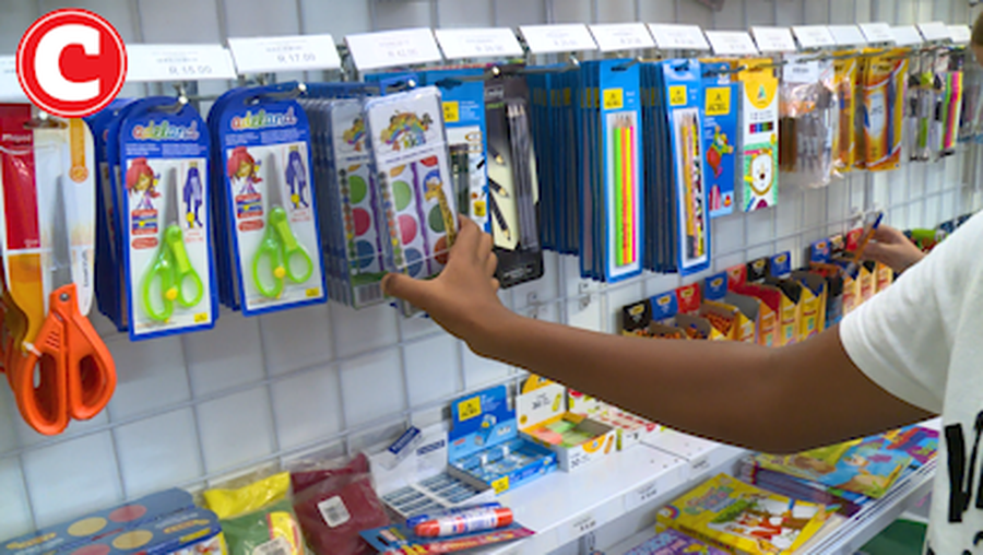 Back - to - school struggle as parents decray costs, retailers complain.