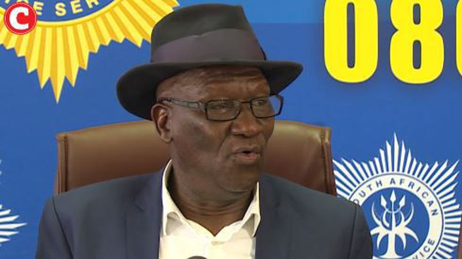 Bheki Cele expresses wish to disarm all private citizens in SA