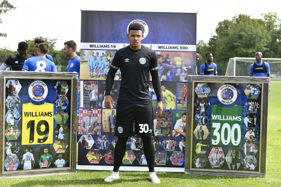 Williams signs new contract with SuperSport