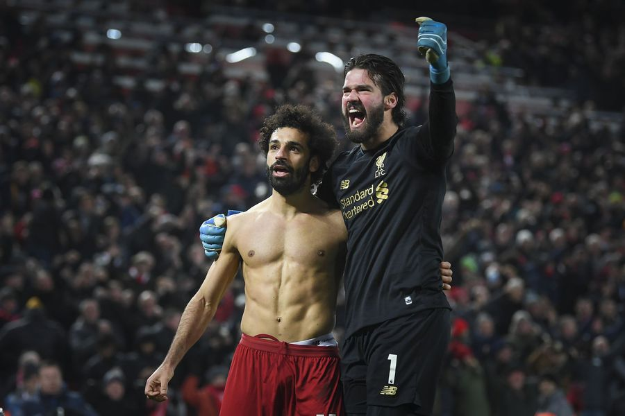 EPL review: Man United receives two of the best from Liverpool