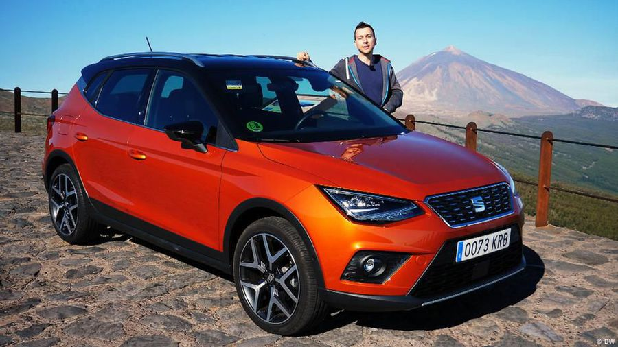 Historic Trip: Touring Spain in SEAT SUVs