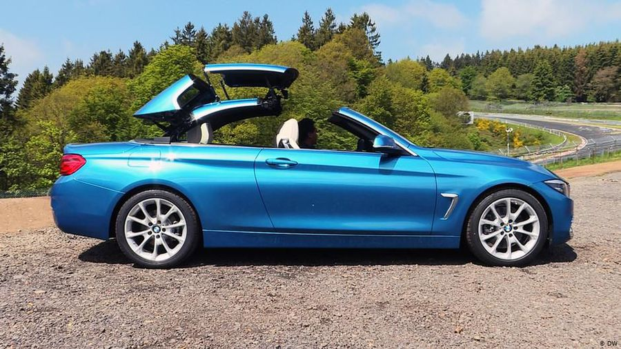 Sensual Convertible: The BMW 430i