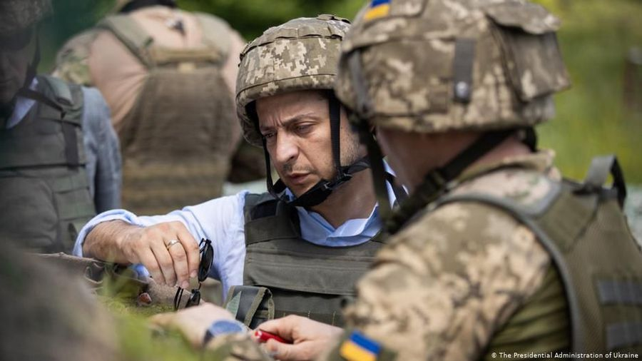 Zelensky Raises Hopes for Peace in Ukraine