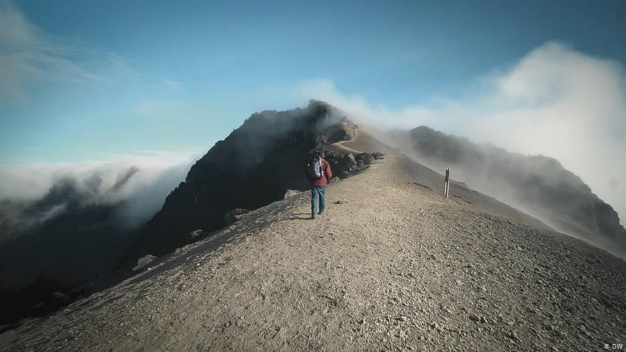 In Humboldt's footsteps: Volcanic visions in Ecuador