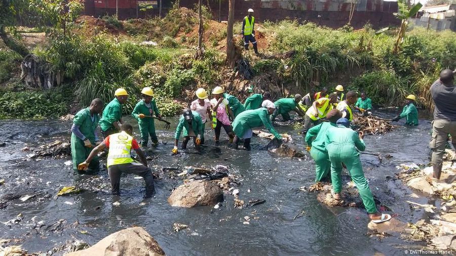 Kenya: Cleaning up the Nairobi River