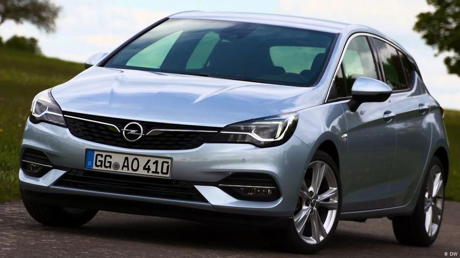 Understated: The Opel Astra