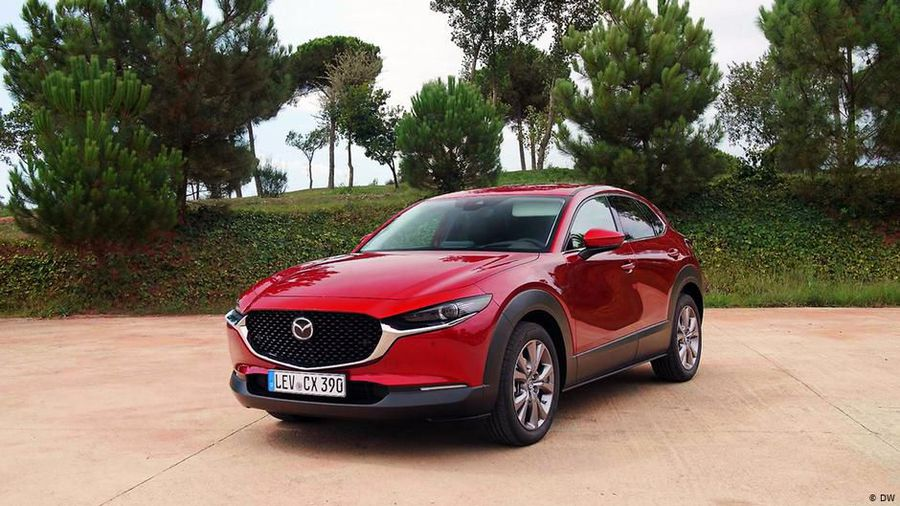 Test it!: Mazda CX-30