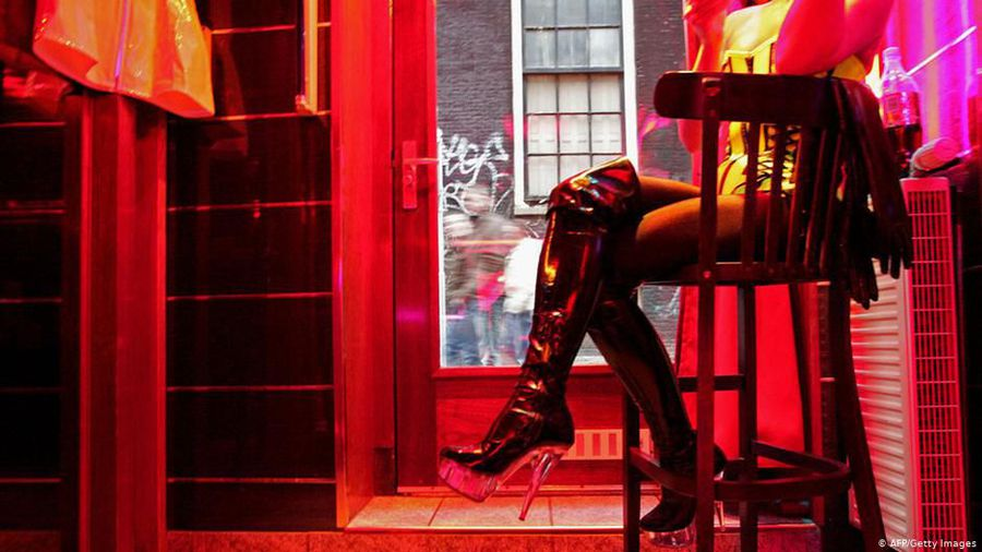 The Netherlands: Amsterdam's Red Light District
