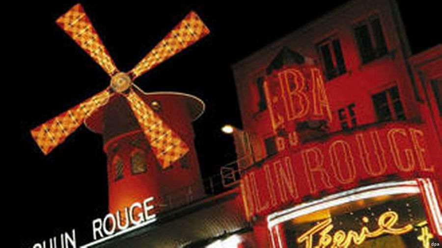 France's Moulin Rouge Lives from its Myths