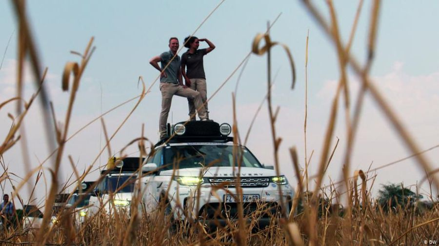 Examine it: 2019 Land Rover Experience Tour