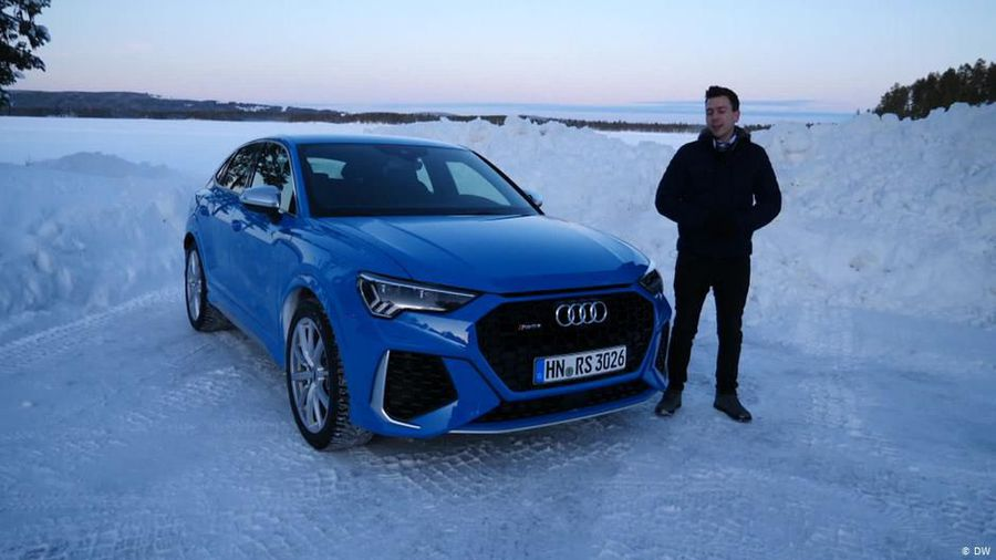 Beyond Belief: The New Audi RSQ3