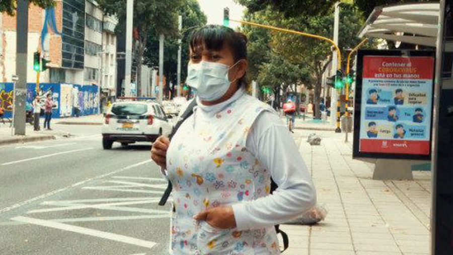 Colombia's ostracized health care workers
